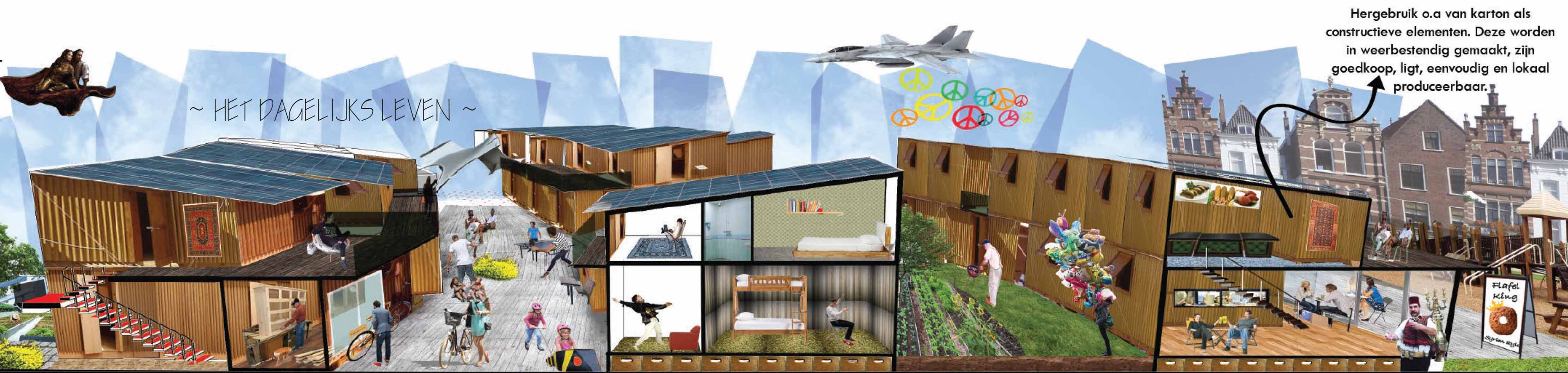 Sociale architectuur