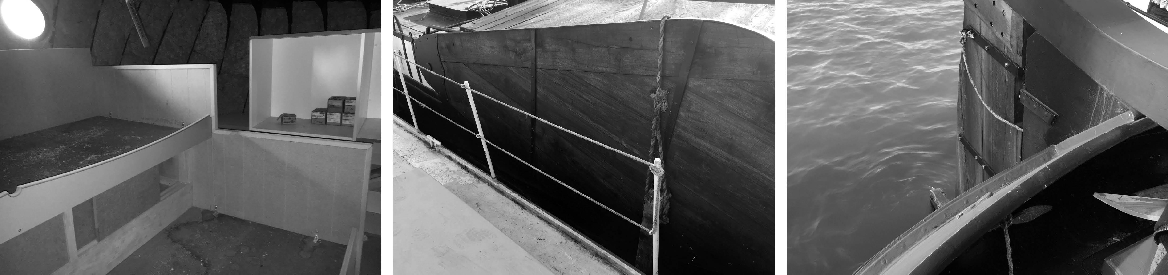 interieur ontwerp vrachtschip
